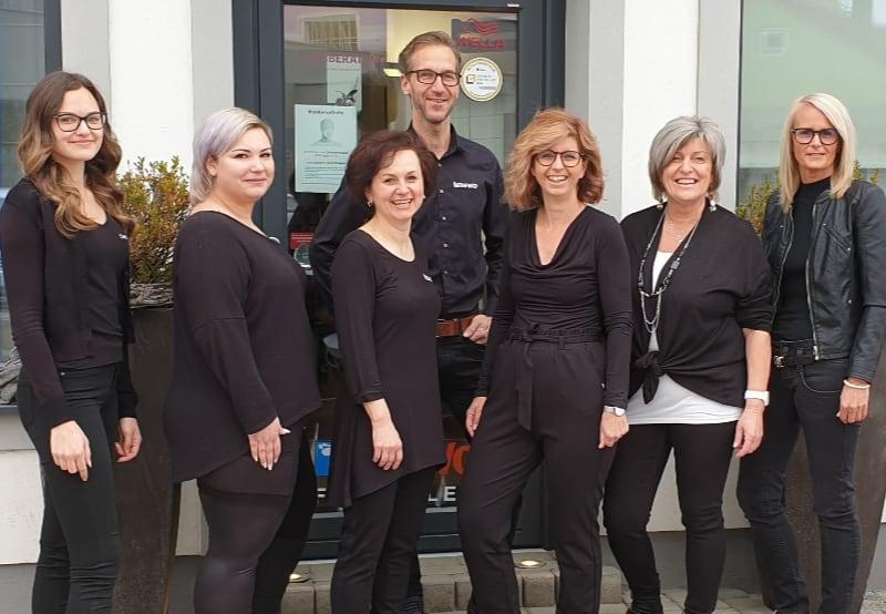 Friseur, Kosmetik, Fußpflege Salon Stastny | Team