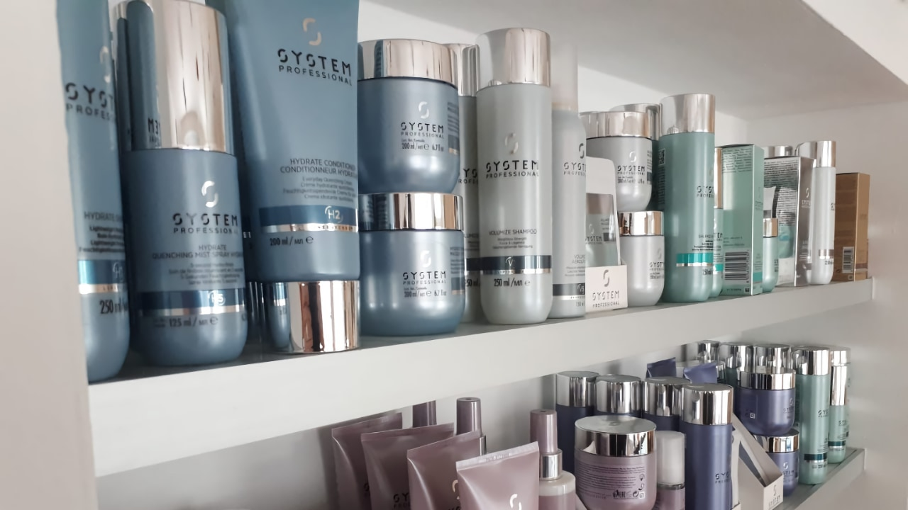 Salon Stastny Produkte